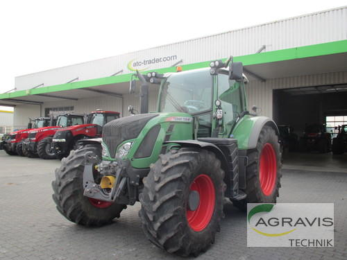 Fendt 722 Vario SCR Profi Year of Build 2013 4WD