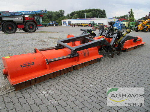 Perfekt Mulchgerät Año de fabricación 2012 Calbe / Saale