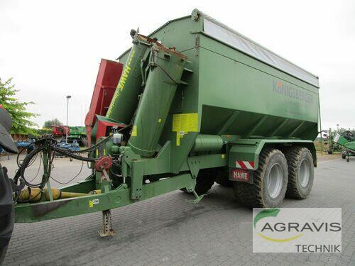 Hawe Ulw 2500 T Rok produkcji 2013 Calbe / Saale