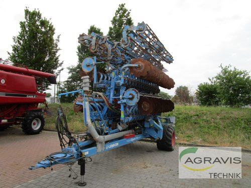 Lemken Gigant 10 S/800 Année de construction 2014 Calbe / Saale