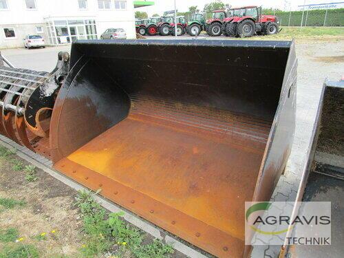 LSB Stahlbau Leichtgutschaufel Rok výroby 2015 Calbe / Saale