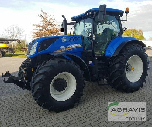 New Holland T 7.270 Auto Command Årsmodell 2018 4-hjulsdrift