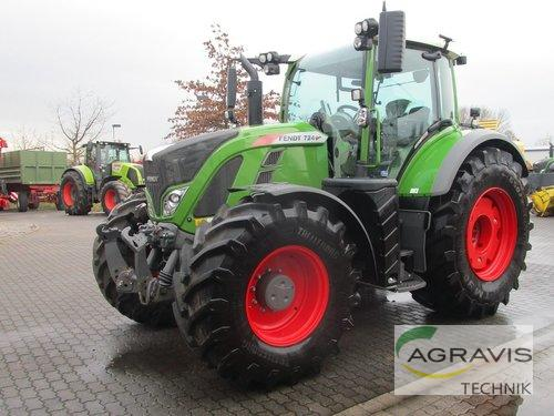 Fendt 724 Vario S4 Profi Plus Year of Build 2018 Calbe / Saale