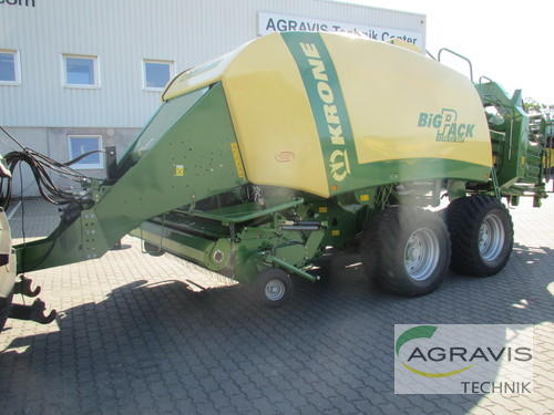Krone Big Pack 1290 HDP XC Baujahr 2011 Calbe / Saale