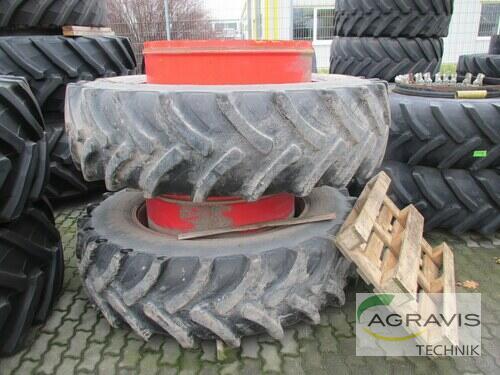 Bereifung Reifen Schläuche 520/85 R 46