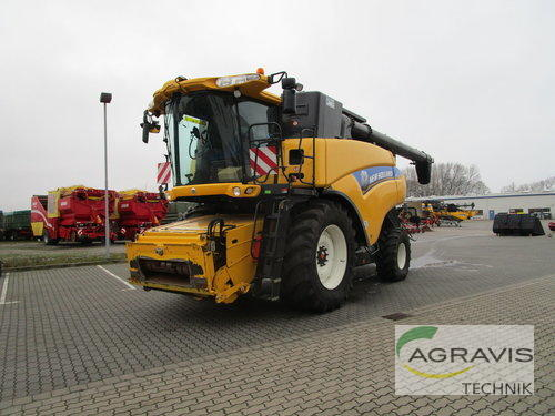 New Holland CR 9090 SCR