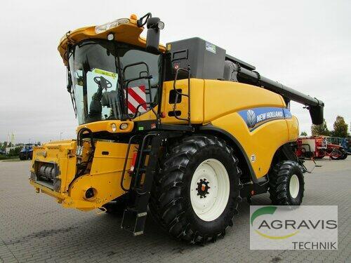 New Holland CR 9090 SCR Årsmodell 2012 Calbe / Saale