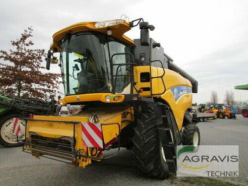 New Holland CX 8060 Baujahr 2007 Calbe / Saale