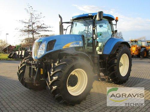 New Holland T 7060 Power Command Baujahr 2009 Allrad