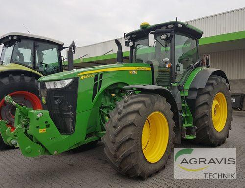 John Deere 8400R Year of Build 2017 4WD