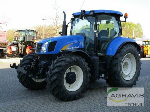 New Holland T 6070 Elite Baujahr 2012 Allrad