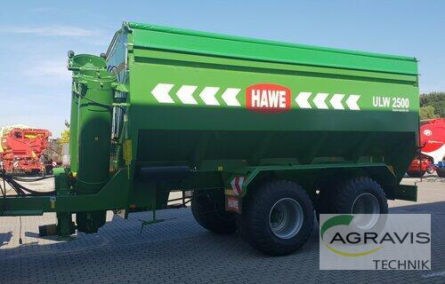 Hawe Ulw 2500 T Baujahr 2018 Calbe / Saale