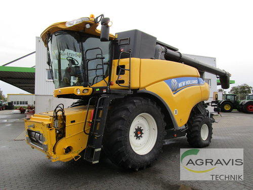 New Holland CR 9080 SCR