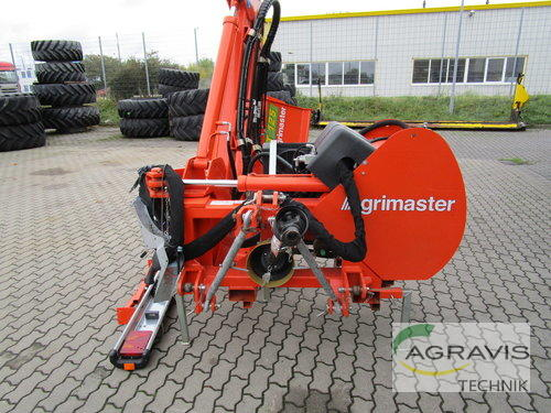 Agrimaster Shark R 500 Year of Build 2018 Calbe / Saale