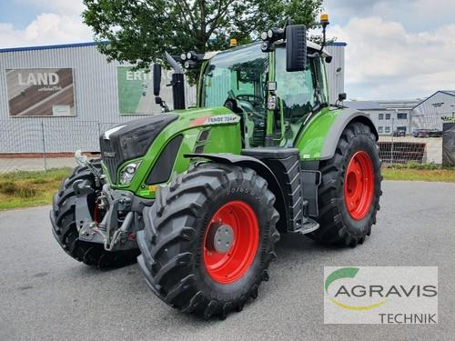 Fendt 724 Vario S4 Profi Plus Year of Build 2018 4WD