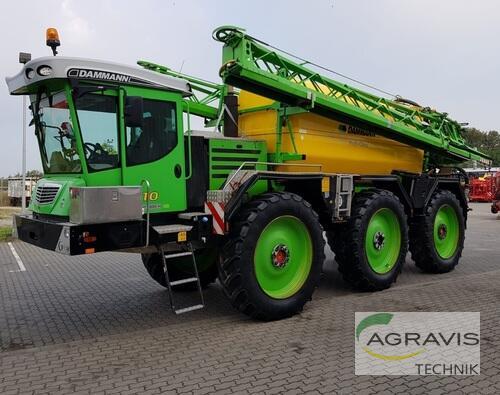 Dammann Dt 3200 H 120/36 Рік виробництва 2013 Calbe / Saale