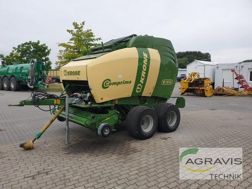 Krone Comprima V 210 XC Year of Build 2012 Calbe / Saale