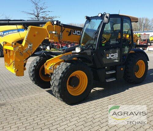 JCB 535-95 Agri Super Godina proizvodnje 2016 Calbe / Saale