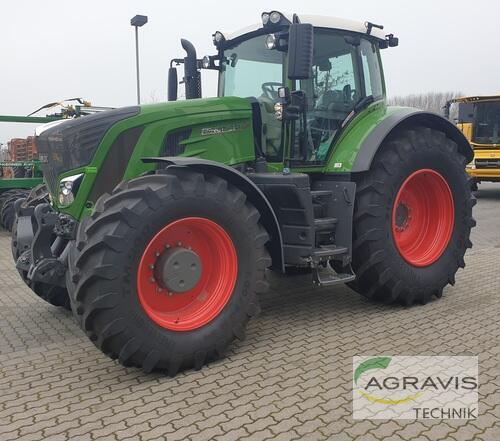 Fendt 939 Vario S4 Profi Plus Årsmodell 2018 4-hjulsdrift