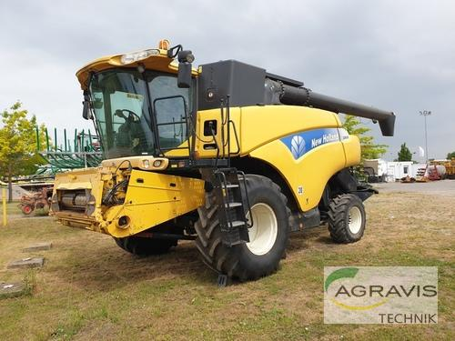 New Holland CR 980 Year of Build 2005 Calbe / Saale