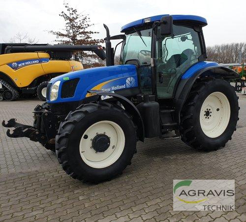 New Holland TS 125 A Year of Build 2005 Calbe / Saale