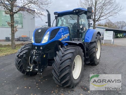 New Holland T 7.270 Auto Command Year of Build 2019 Calbe / Saale