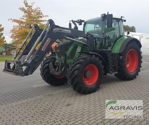 Tractor Fendt - 718 VARIO S4 POWER