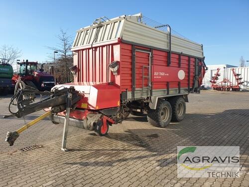 Lely Tigo 40 Rd Rok výroby 2014 Calbe / Saale