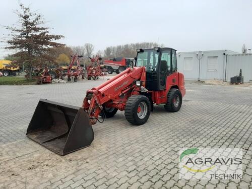 Schäffer 670 T Year of Build 2009 Calbe / Saale