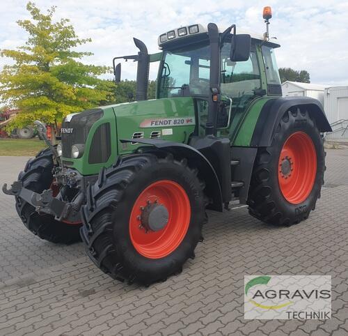 Fendt 820 Vario TMS Rok výroby 2009 Calbe / Saale