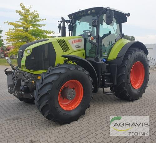 Claas Axion 830 Cmatic Cebis Year of Build 2016 Calbe / Saale