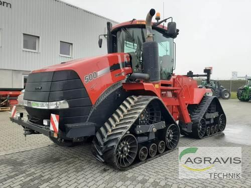 Case IH Quadtrac 500 Year of Build 2013 Calbe / Saale