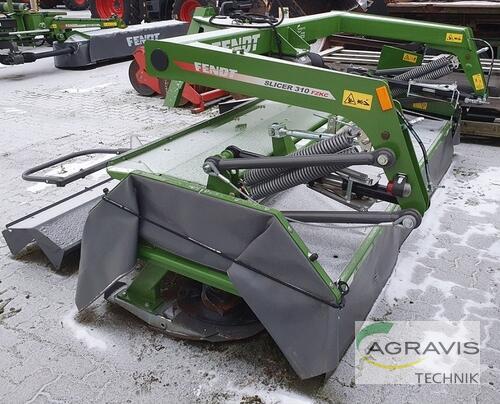 Fendt Slicer 310 Fzkc Year of Build 2019 Calbe / Saale