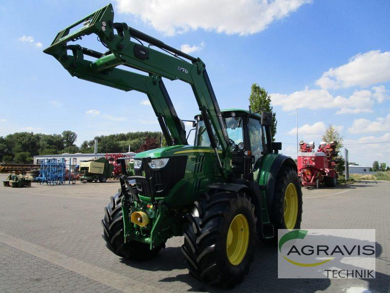 John Deere 6170 M POWER QUAD PLUS