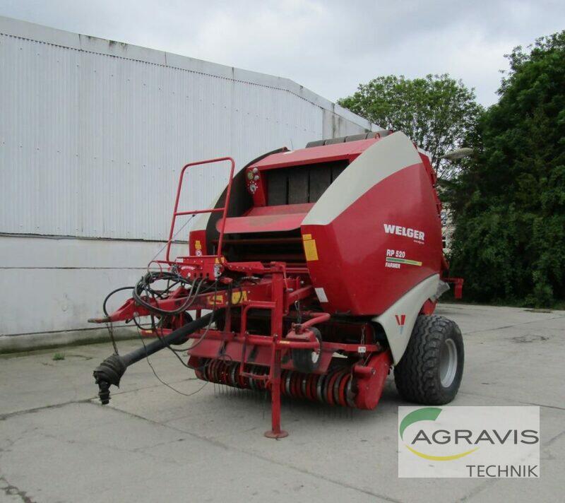 Welger RP 520 FARMER