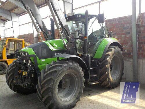 Deutz-Fahr Agrotron 6180 Frontlader Baujahr 2013