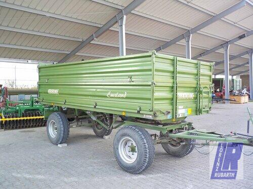 Krone Dk 210-8 Baujahr 1997 Anröchte-Altengeseke