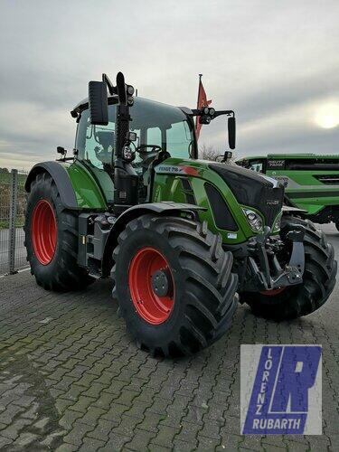 Fendt 718 Vario S4 Profi Plus Årsmodell 2018 Anröchte-Altengeseke