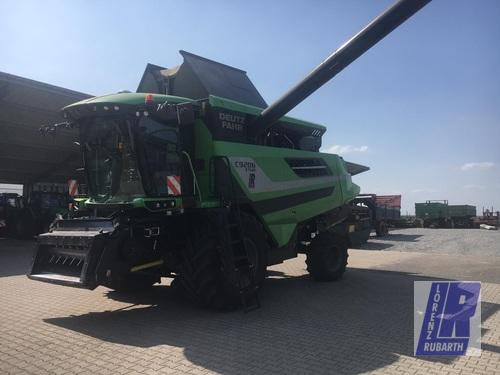 Deutz-Fahr C 9206 TSB Year of Build 2014 Anröchte-Altengeseke