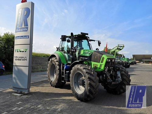 Deutz-Fahr Agrotron 7250 TTV Year of Build 2014 Anröchte-Altengeseke