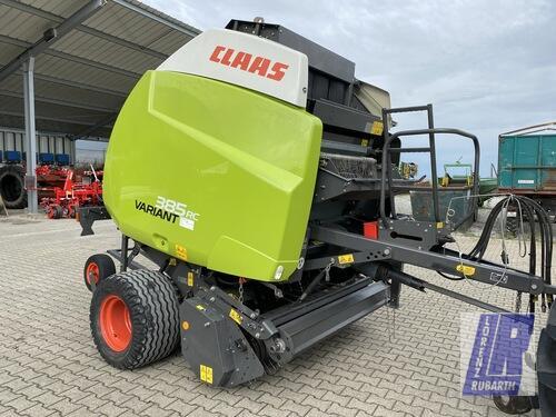 Claas Variant 385 RC Pro Baujahr 2012 Anröchte-Altengeseke