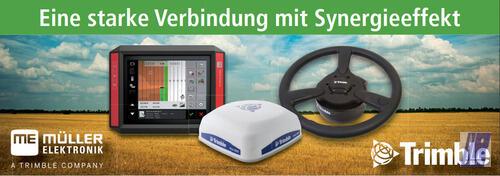 MÜLLER ELEKTRONIK Lenksystem Me-Display O. Vorrüstung Rtk Anul fabricaţiei 2021 Anröchte-Altengeseke