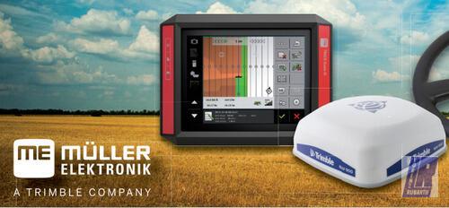 MÜLLER ELEKTRONIK Lenksystem Me-Display M. Vorrüstung Rtk Anul fabricaţiei 2021 Anröchte-Altengeseke