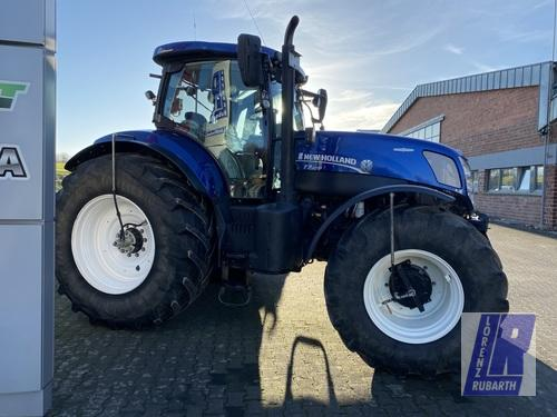 New Holland T 7.270 Auto Command Year of Build 2015 Anröchte-Altengeseke