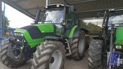 Deutz-Fahr Agrotron M 620 Baujahr 2012 Allrad