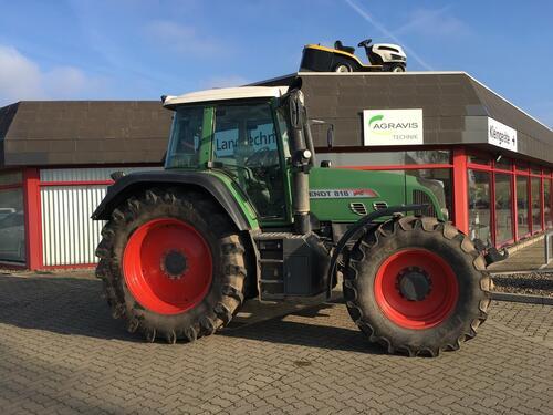 Traktor Fendt - 818 VARIO TMS