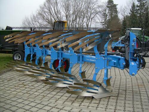 Lemken Juwel 8 V Year of Build 2011 Schladen