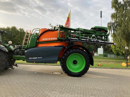 Amazone Ux 5201 Super Έτος κατασκευής 2020 Schladen