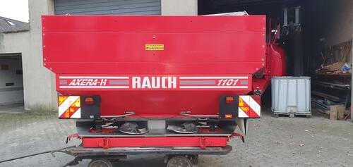 Rauch Axera H Emc Year of Build 2001 Schladen