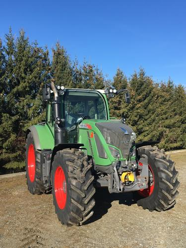 Fendt 714 VARIO S4 POWER